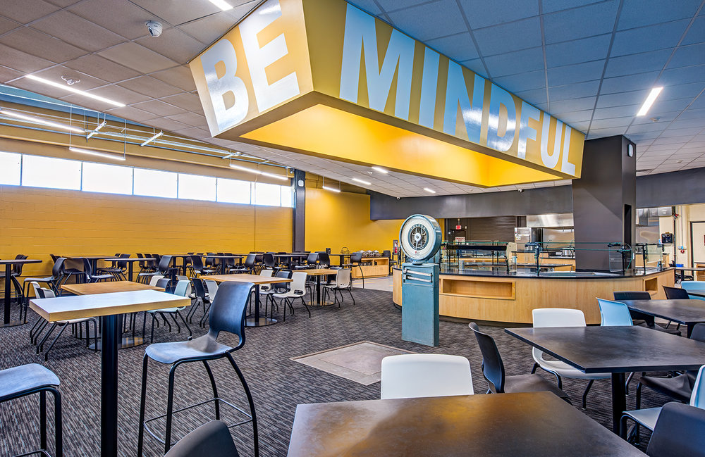 Prairie View A&M – Farrell Dining Hall